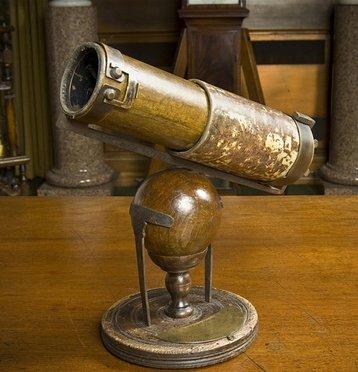 Первый телескоп Ньютона