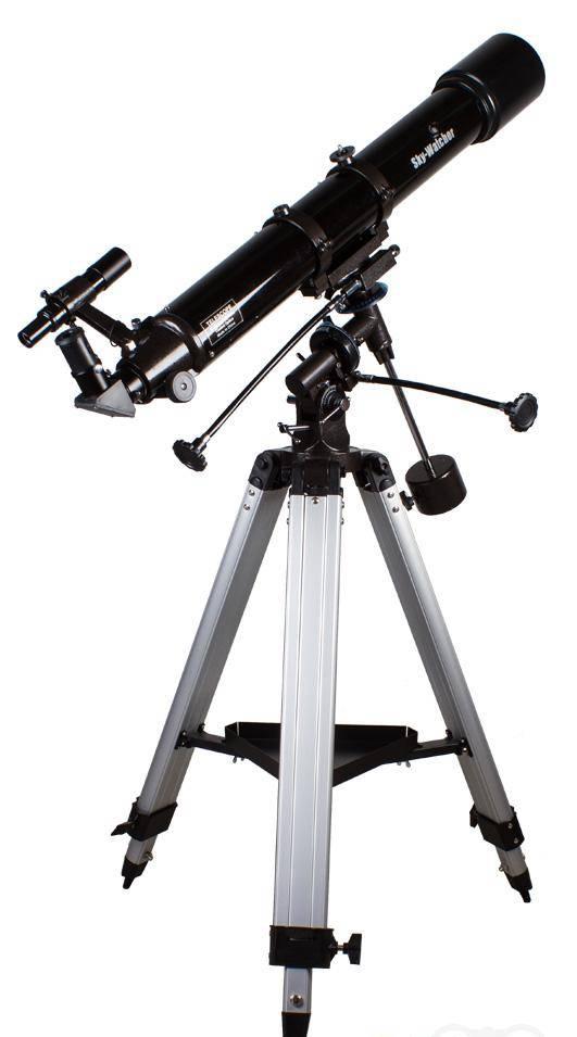 Так выглядит телескоп Sky-Watcher BK909EQ2.
