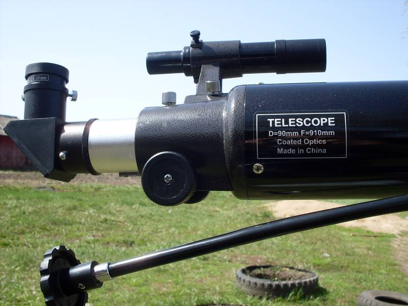 Фокуссер телескопа Объектив телескопа Sky-Watcher BK909EQ2