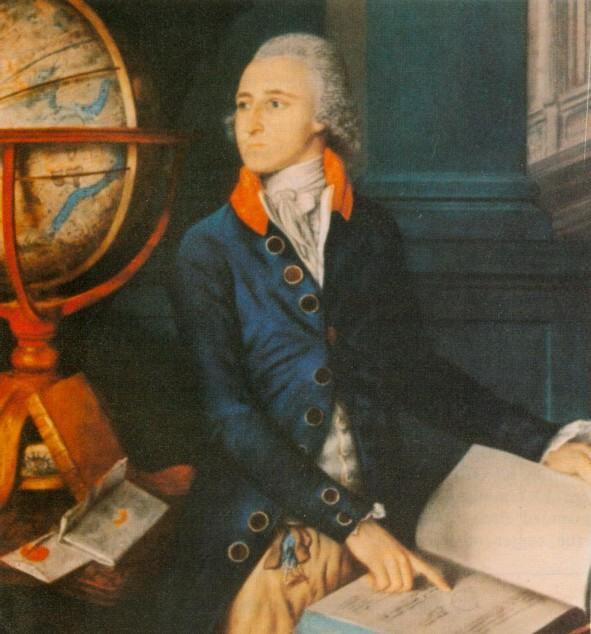 Английский любитель астрономии Джон Гудрайк.