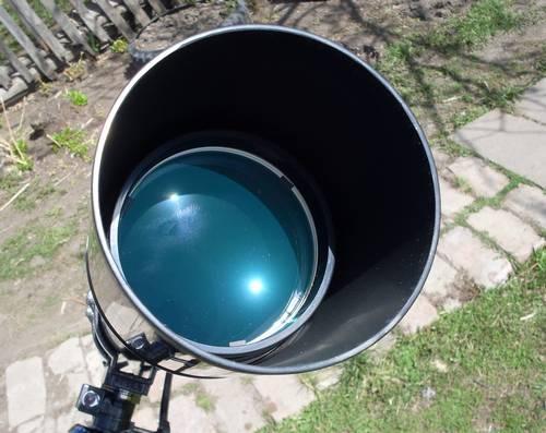 Объектив телескопа Sky-Watcher BK909EQ2.