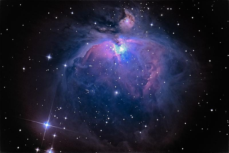 Большая Туманность Ориона - M42