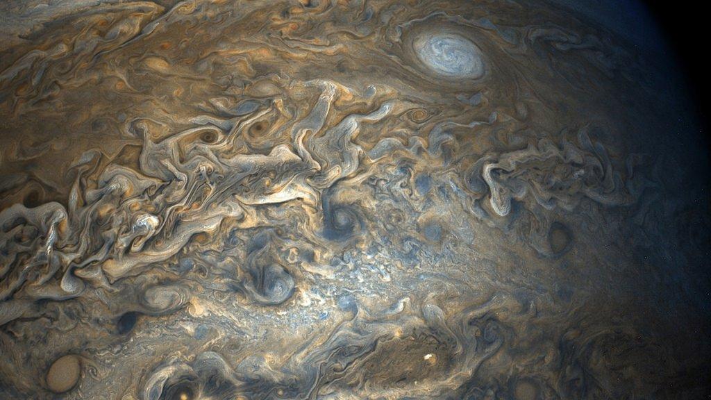 Облака Юпитера