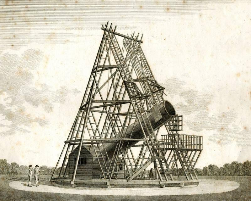 Телескоп Уильяма Гершеля
