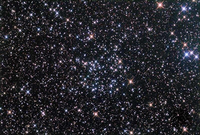 Рассеянное звездное скопление NGC 6811