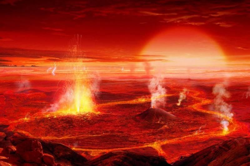 Самые адские планеты во Вселенной