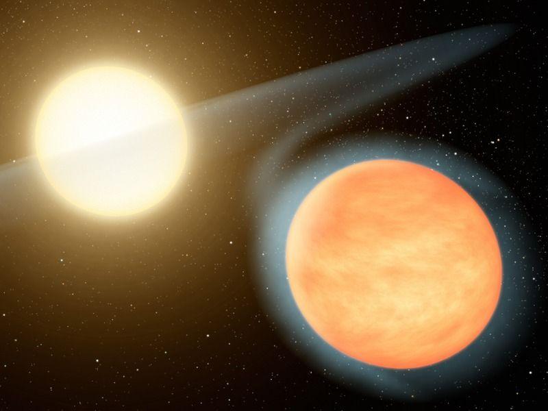 Экзопланета HAT-P-32b - самая большая планета во Вселенной