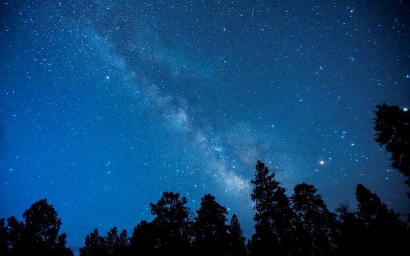 Созвездия осеннего неба