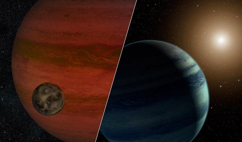 Экзолуна Kepler-1625b