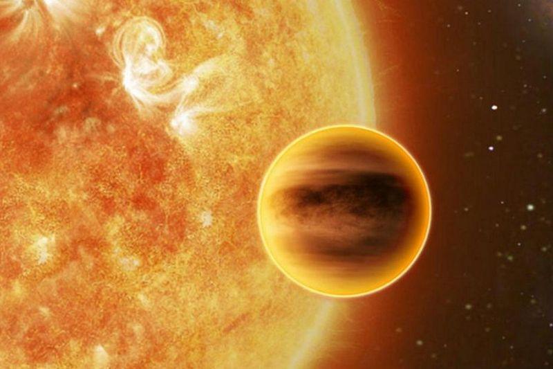 Открыт новый горячий Юпитер