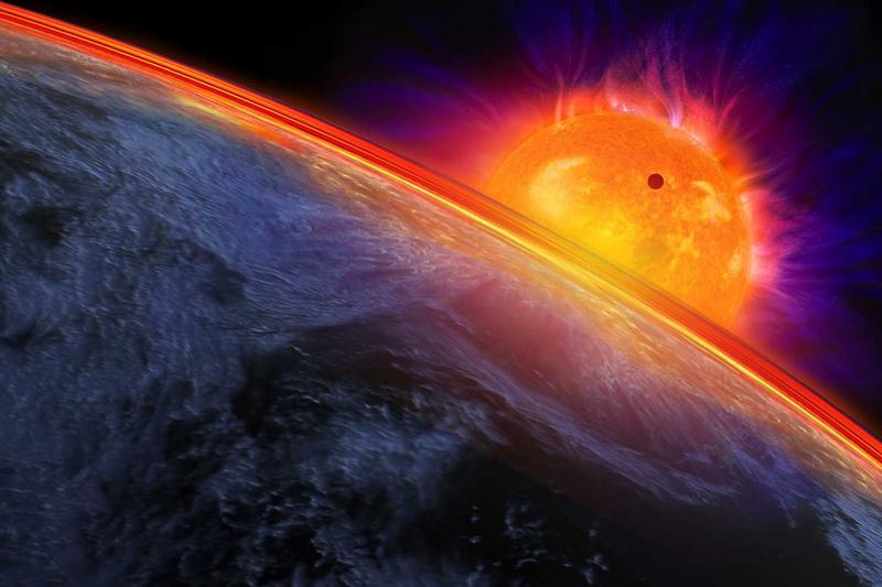 У звезды Барнарда открыта суперземля