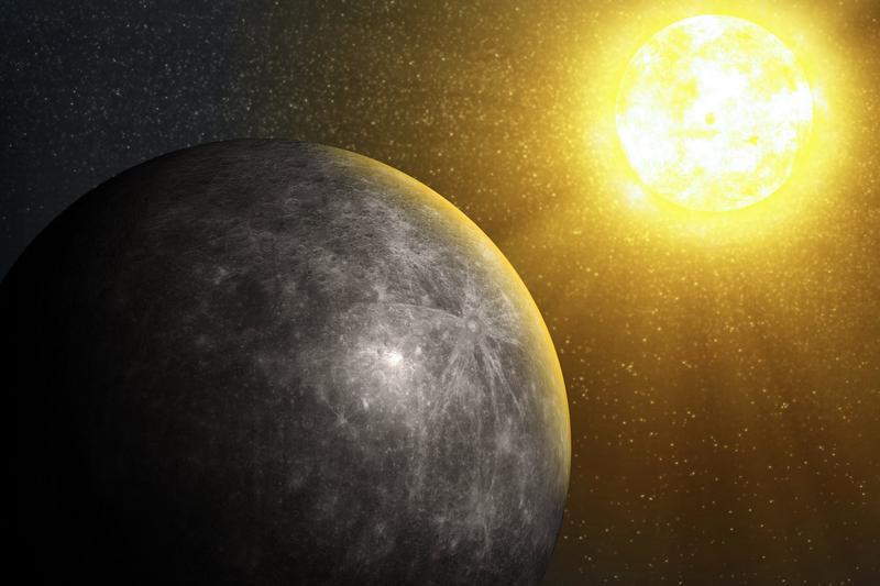 Сколько длится день на разных планетах - Меркурий
