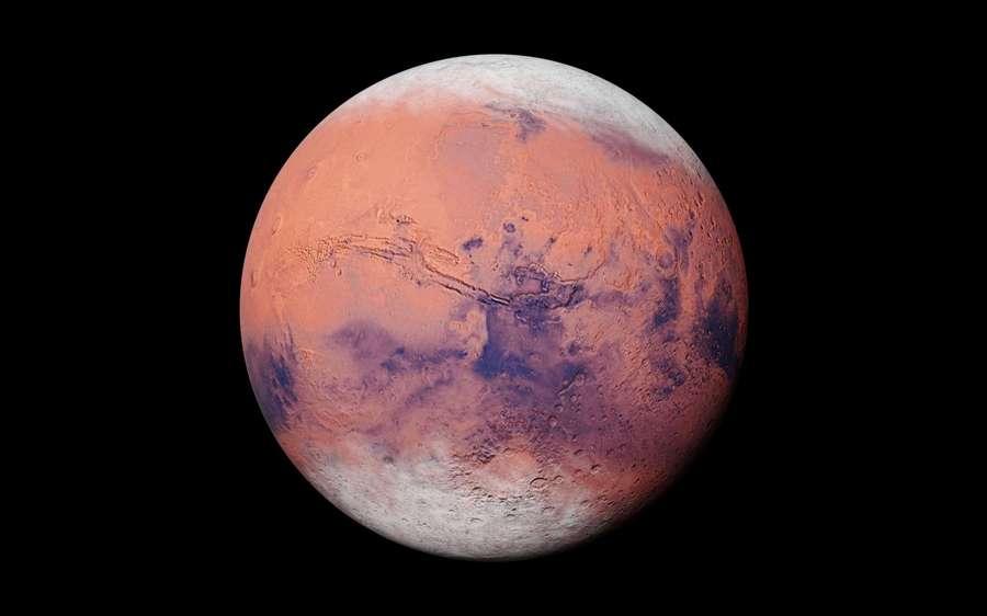 """Марс - """"Красная планета"""""""