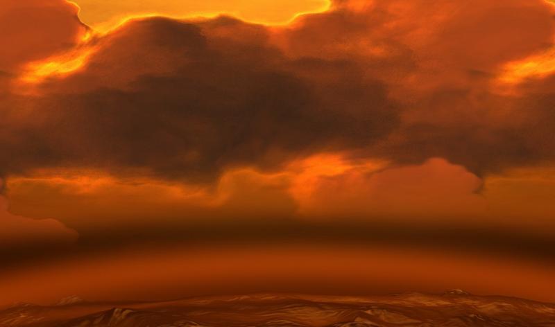 День на Венере