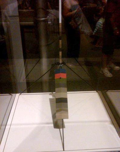 Гномон в музее