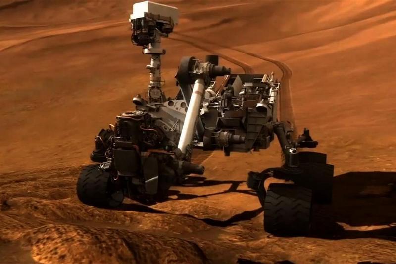 Марсоходу Curiosity потребовалась перезагрузка