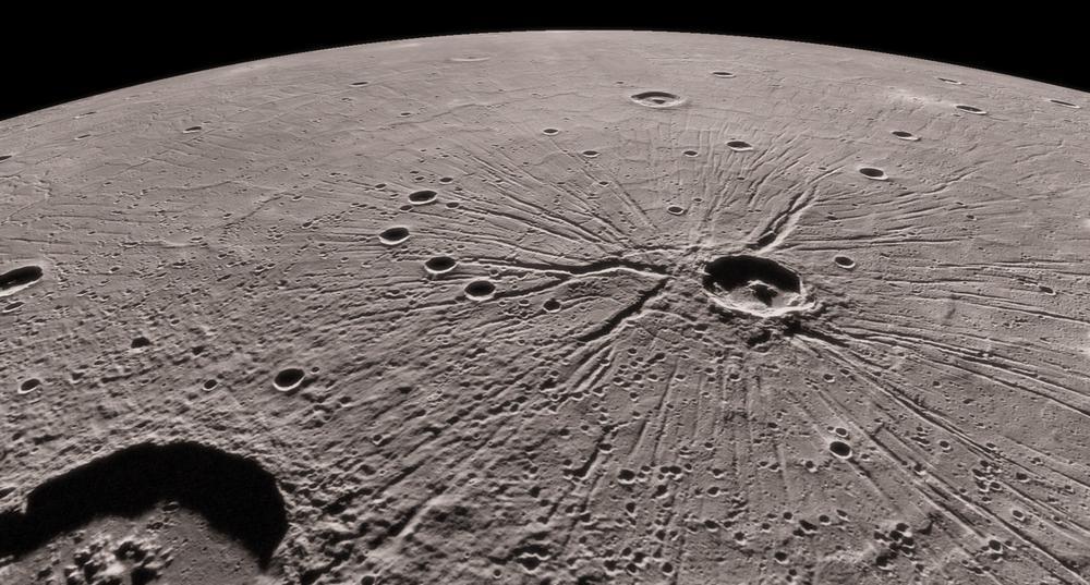 Меркурий - самая маленькая планета Солнечной системы
