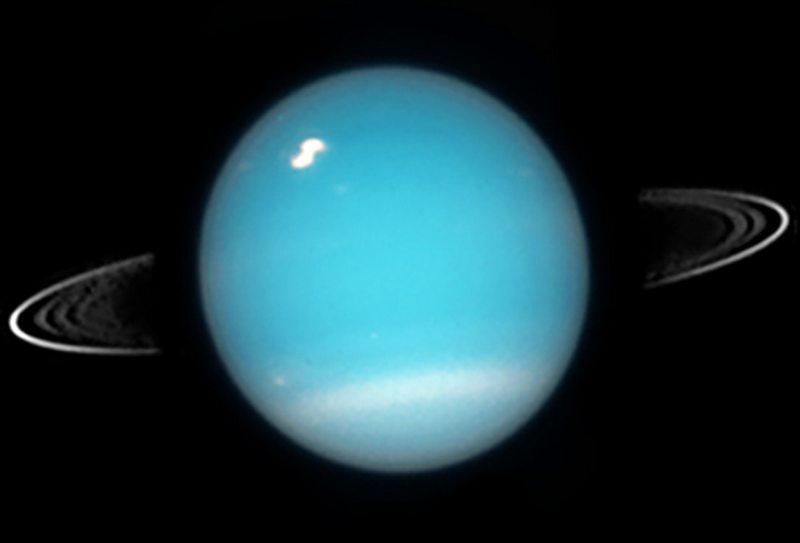 Атмосфера Урана