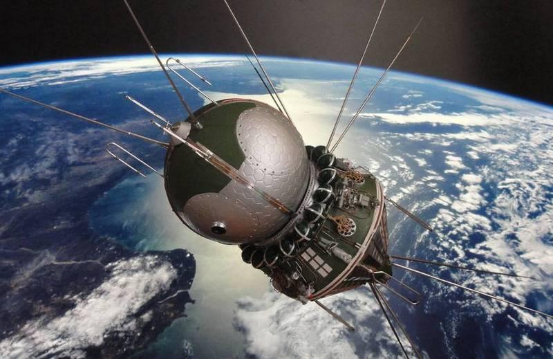чего взяли фото космического корабля гагарина этой странице показываем