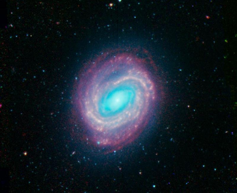 Галактика М 58