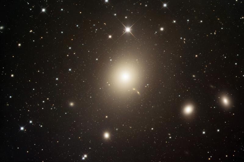Галактика М 87