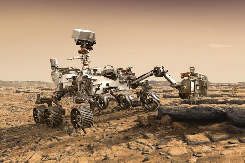 "Марсоход ""Марс-2020"""