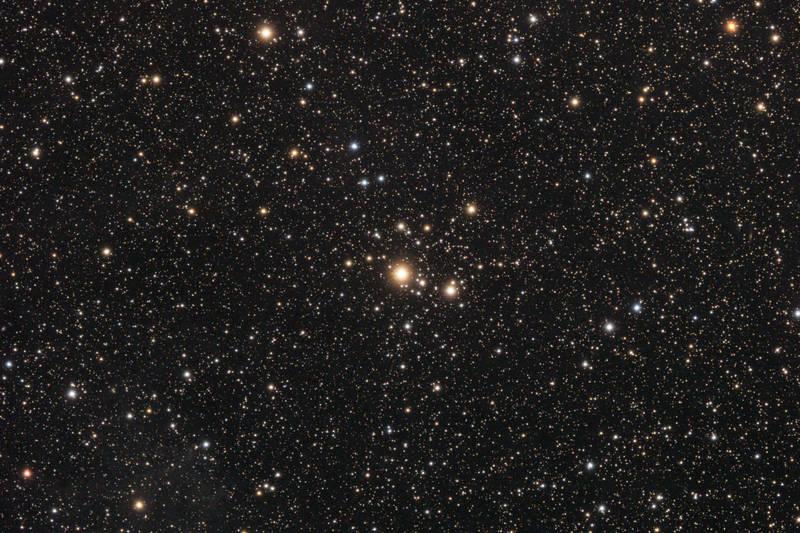 Рассеянное скопление NGC 7686