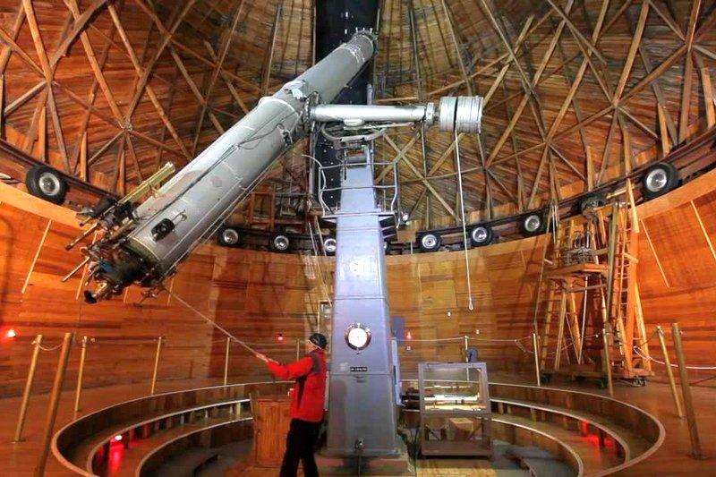 Так выглядела обсерватория Лоуэлла, когда был открыт Плутон