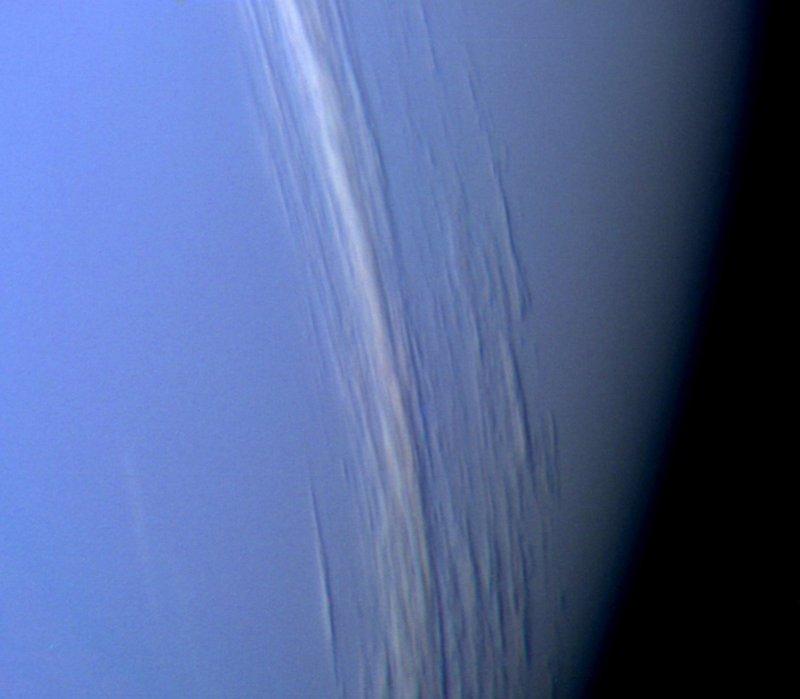Атмосфера Нептуна. Облака на Нептуне.