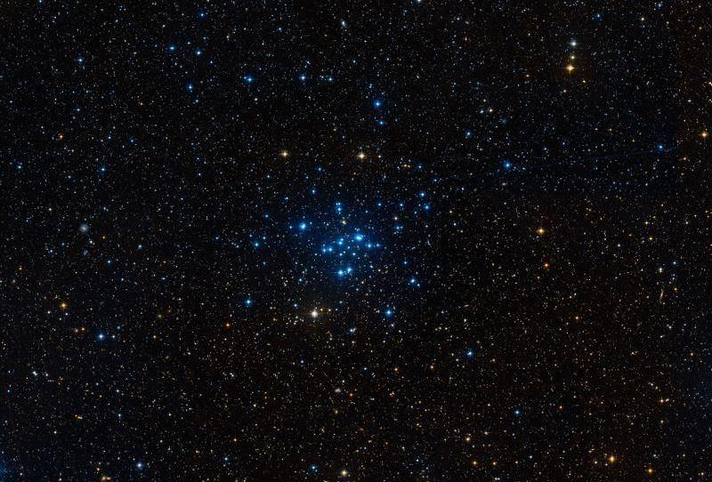 Рассеянное скопление M 34
