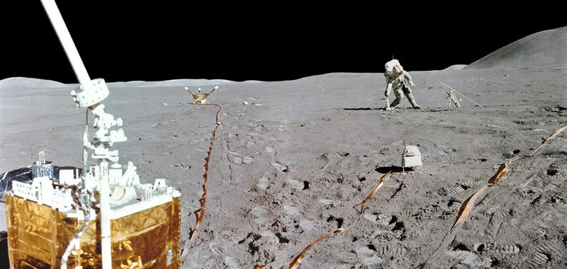"Море Дождей. ""Аполлон-15"""