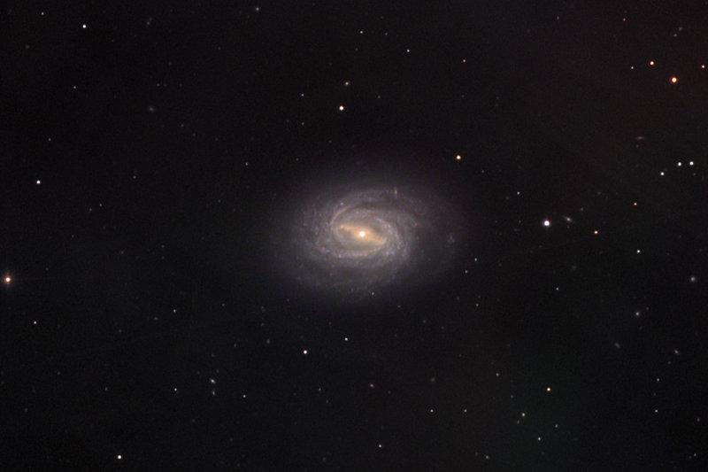 Спиральная галактика NGC 7723.
