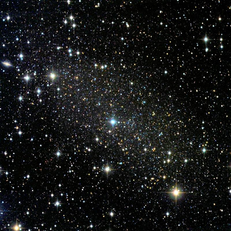 Галактика Малая Медведица.