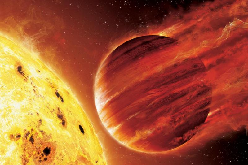 KELT-9b - самая горячая планета во Вселенной