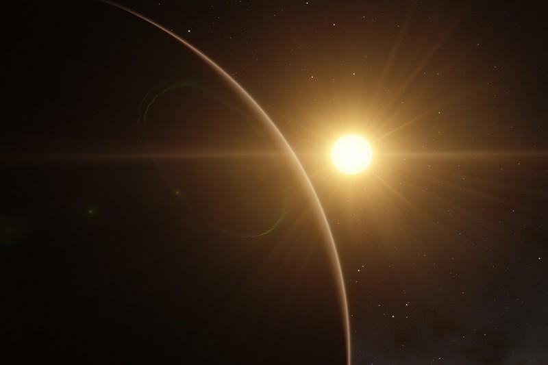 У близкого красного карлика Gliese 887 нашли 2 планеты