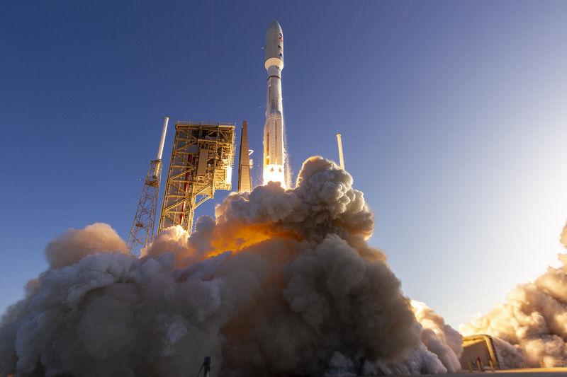 """Старт миссии """"Марс-2020"""""""